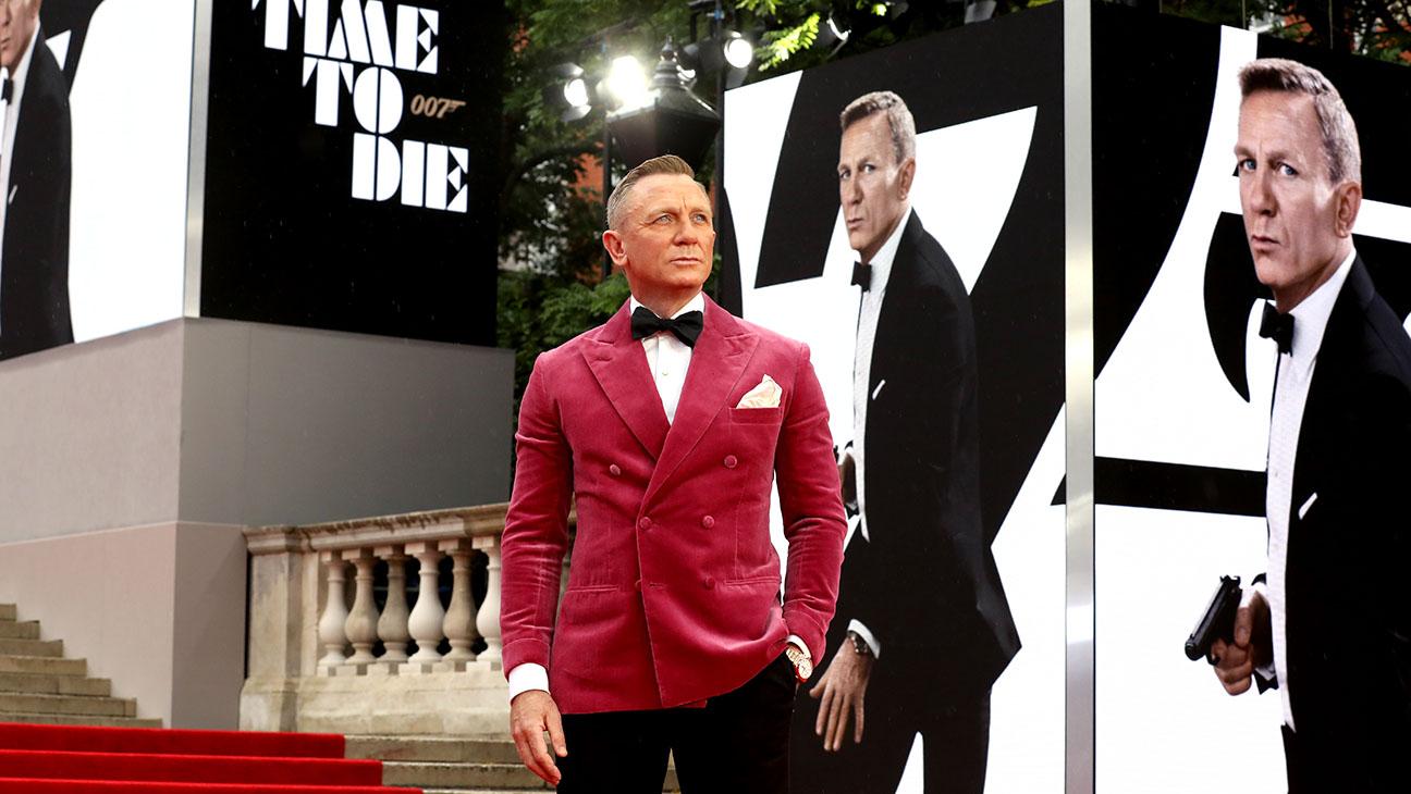 Diễn viên Daniel Craig chính thức nói lời từ giã với vai James Bond.