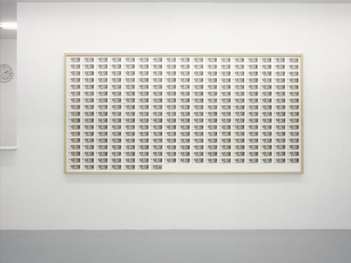 Tác phẩm gốc mà bảo tàng muốn người nghệ sĩ thực hiện