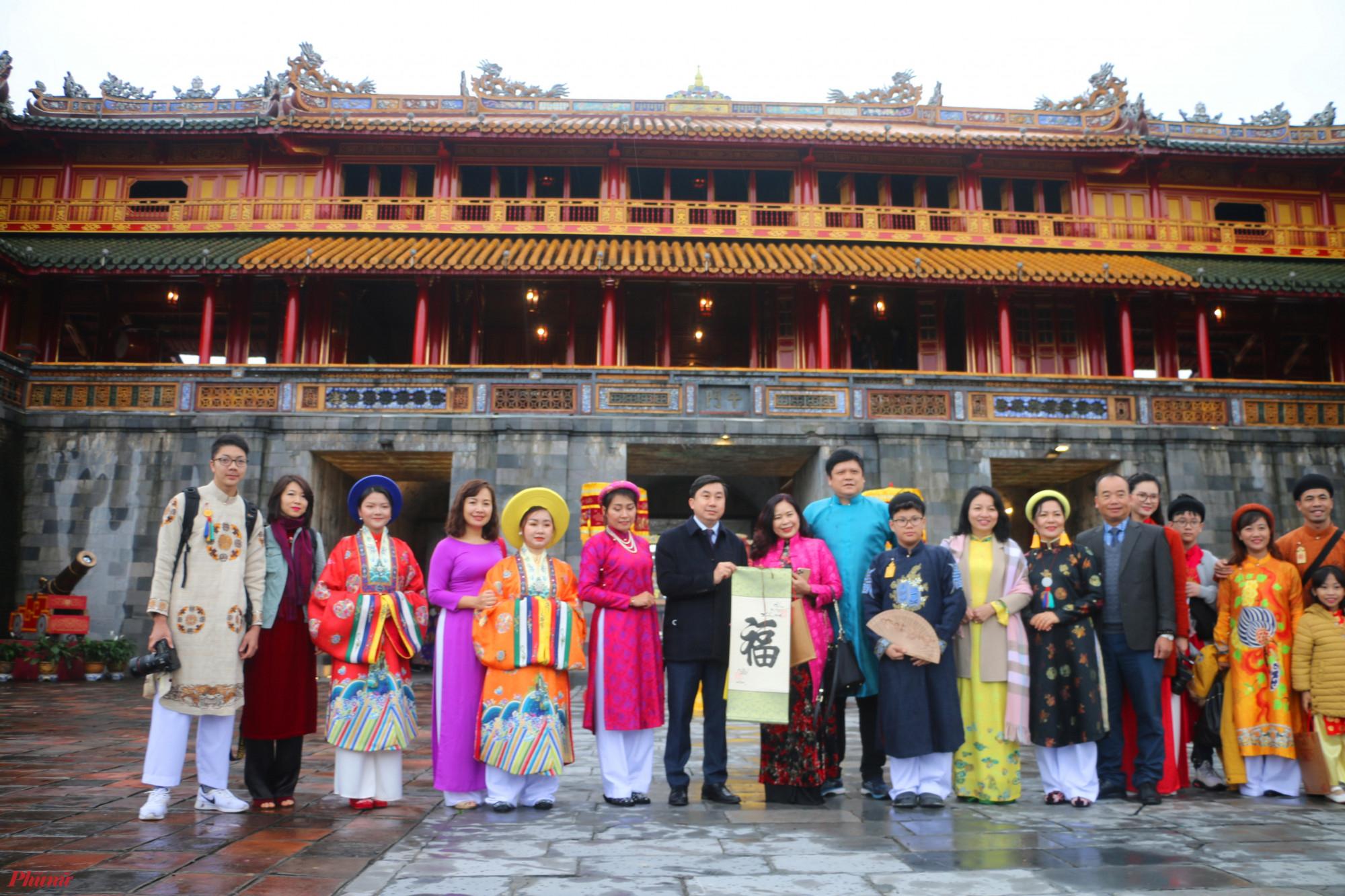 Sau nhiều tháng đóng cửa Trung tâm Bảo tồn di tích cố đô Huế đã mở cửa các điểm di tích đón du khách tham quan