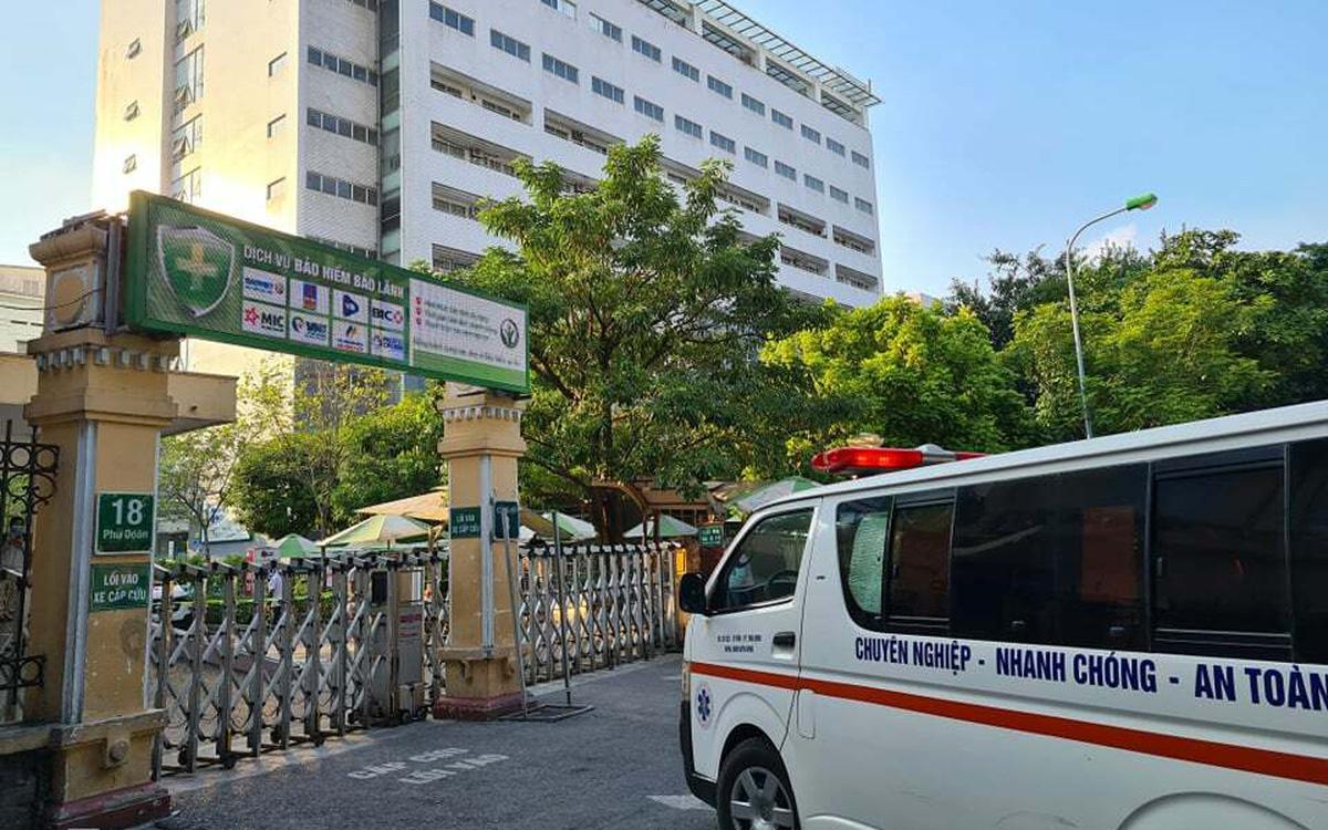 Tình hình dịch COVID-19 tại Bệnh viện Hữu nghị Việt Đức tiếp tục diễn biến phức tạp