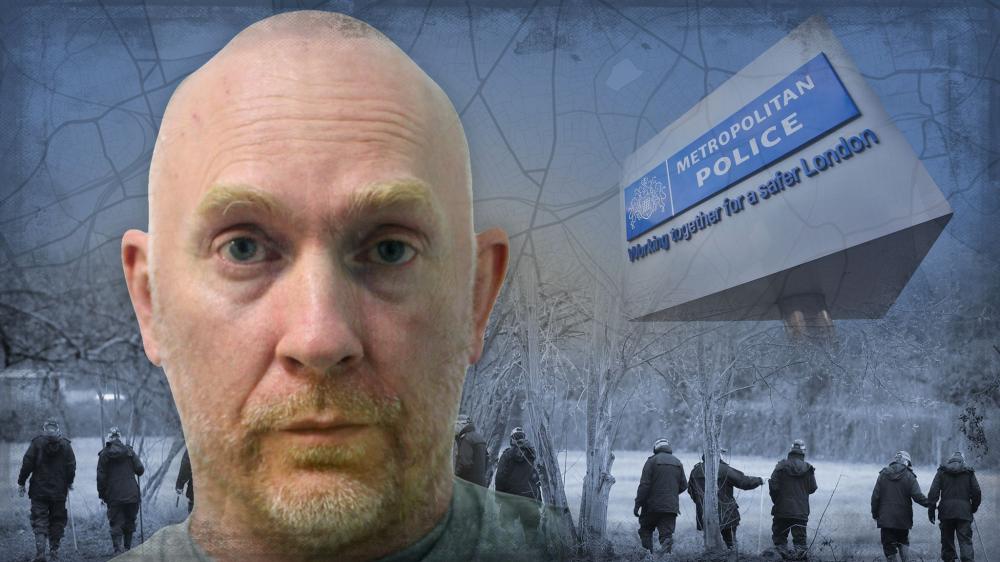 Cựu sĩ quan cảnh sát London, tội phạm cưỡng bức và sát hại Sarah Everard - Ảnh: Getty Images