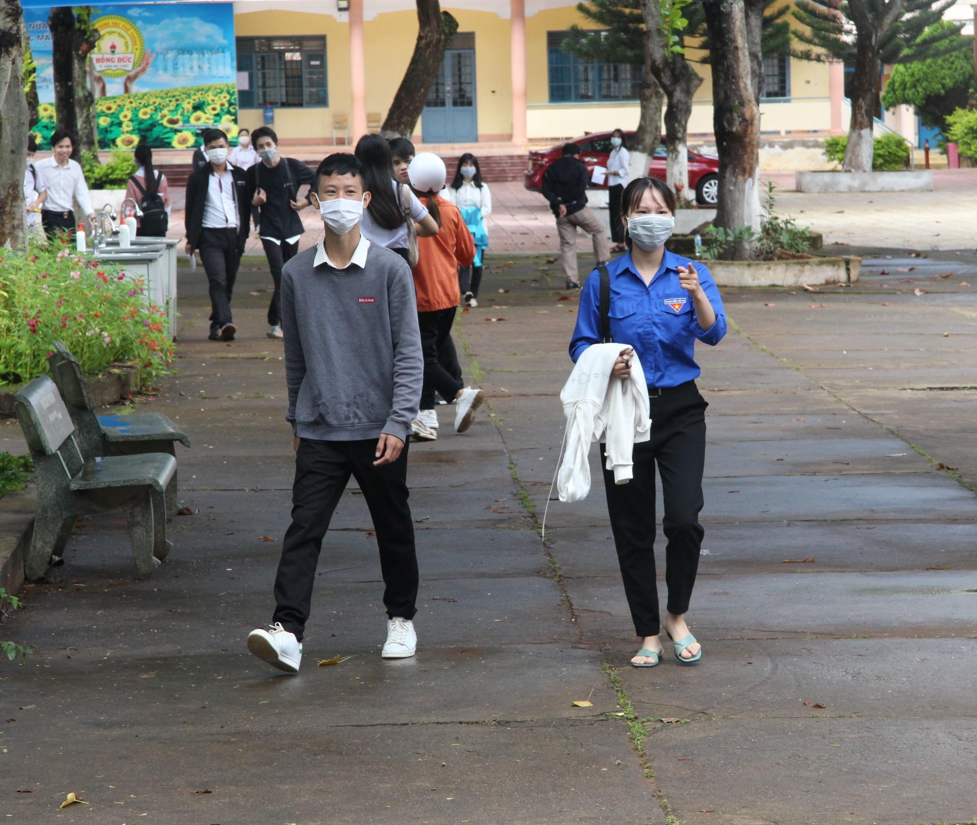 Vùng xanh ở Đắk Lắk dạy học trực tiếp tại trường từ ngày 4/10