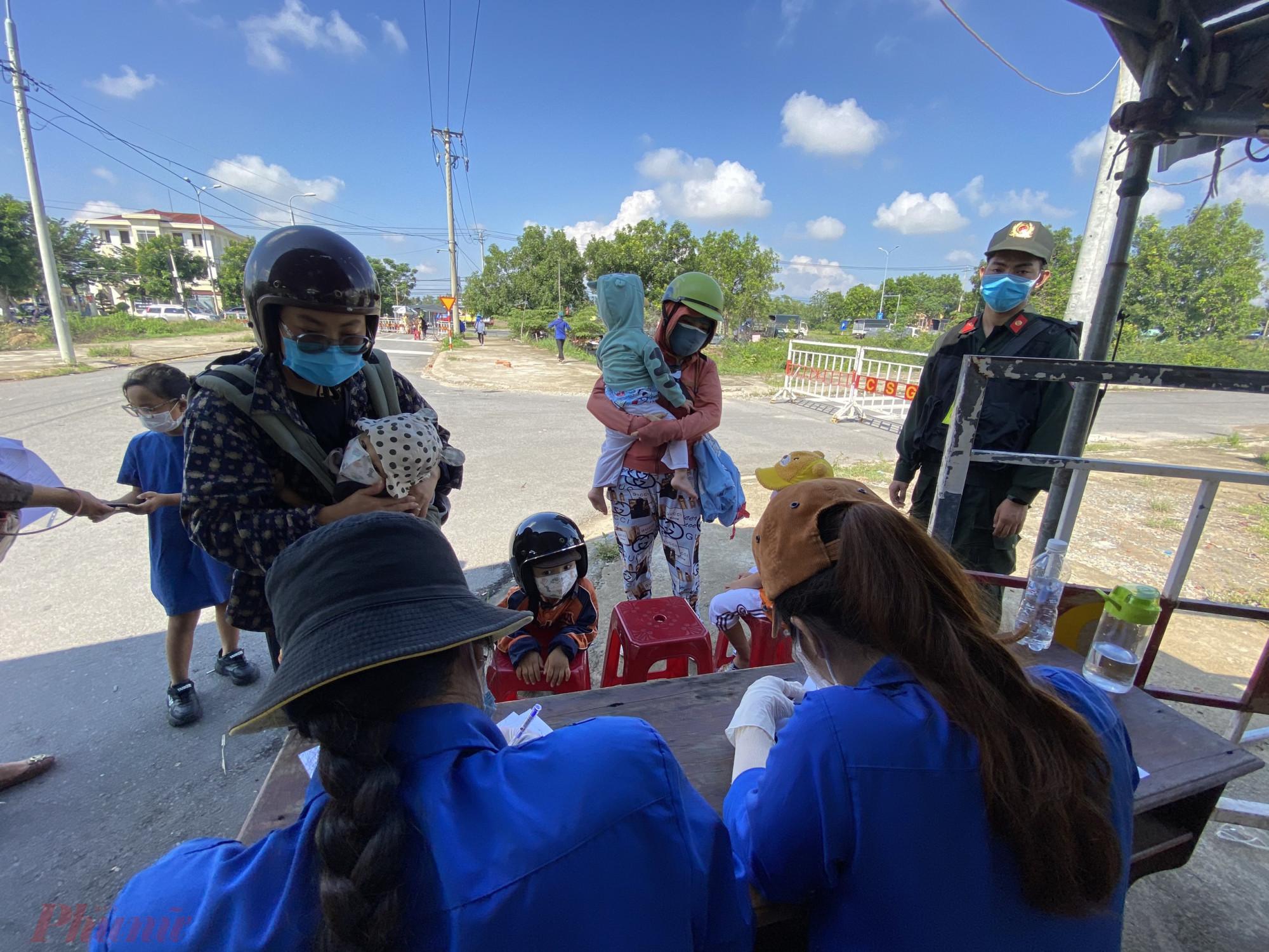 Nhu cầu lưu thông qua lại của người dân Quảng Nam và Đà Nẵng rất lớn do 2 địa phương giáp ranh