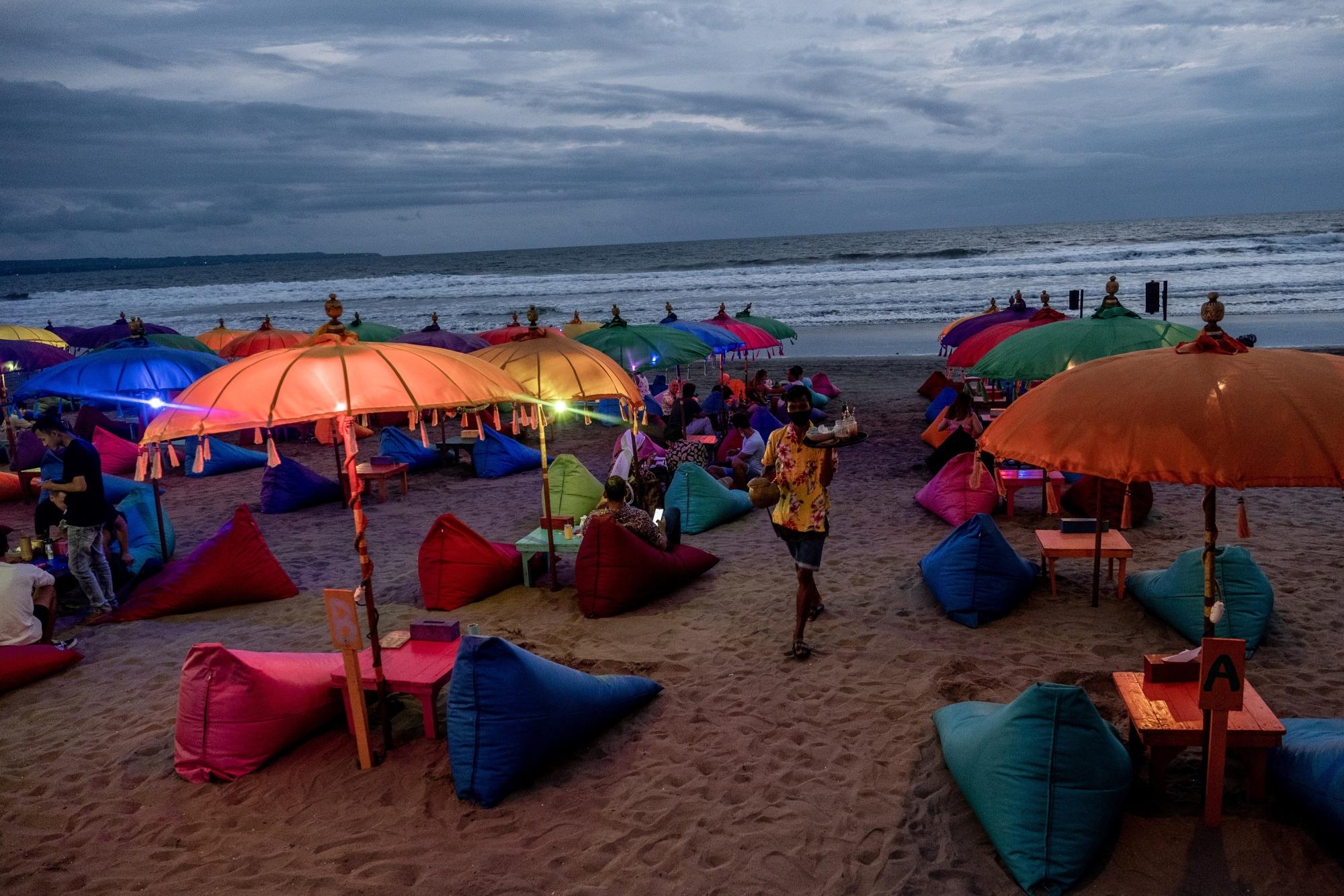 Đảo Bali, Indonesia - Ảnh: Agung Parameswara/Getty Images
