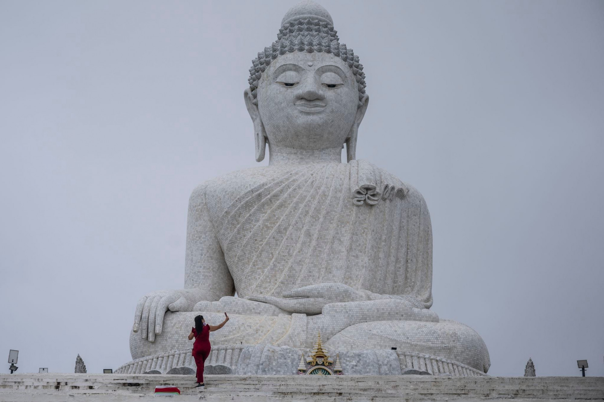 Du lịch châu Á đang rục rịch mở cửa trở lại - Ảnh: Sirachai Arunrugstichai/Getty Images