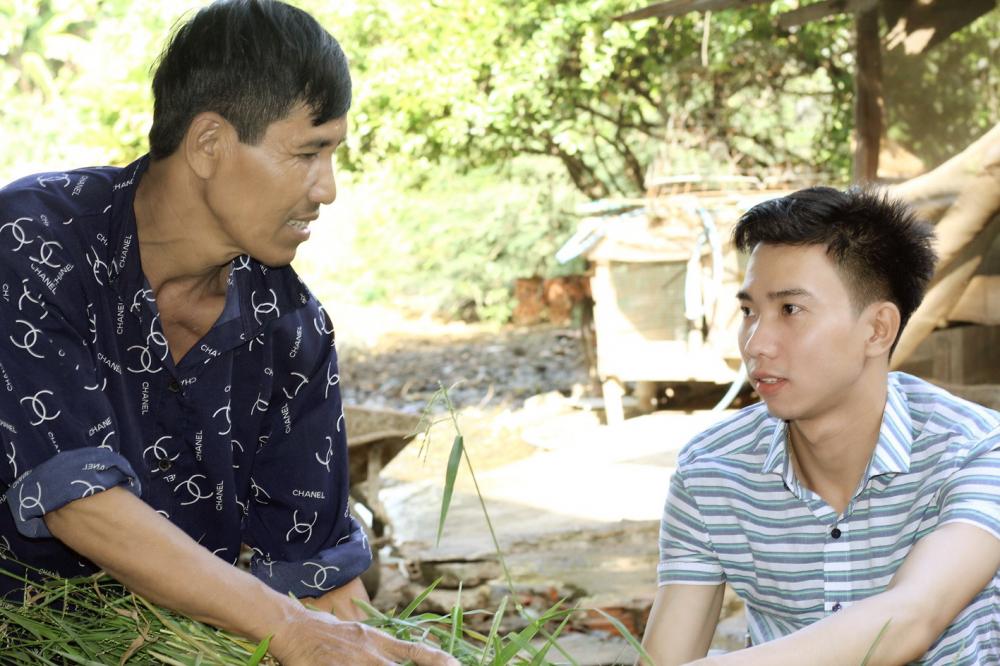 Tác giả và cha của mình