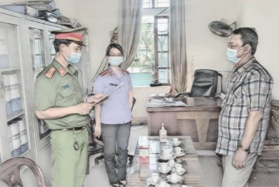 Nguyên Chủ tịch UBND Quỳnh Châu bị bắt liên quan đến sai phạm đất đai