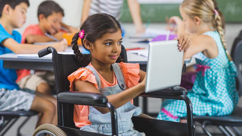Tỷ lệ trẻ em khuyết tật gốc Á ở Mỹ được tiếp cận các dịch vụ hỗ trợ của chính phủ là rất thấp - Ảnh: Wavebreakmedia/Shutterstock