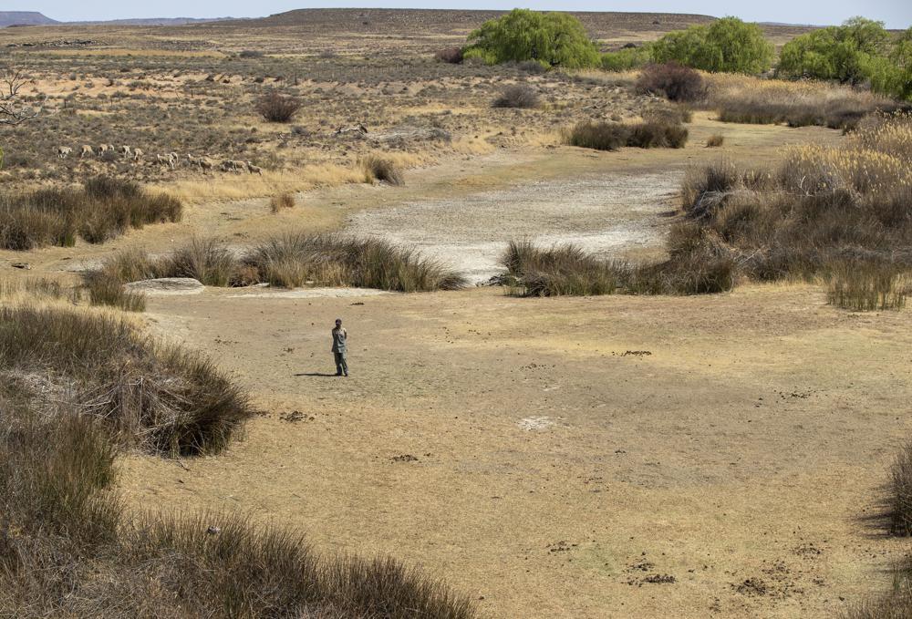 Các quốc gia ở Bắc Mỹ, châu Á và vùng Caribê gánh chịu thiệt hại nặng nề vì hạn hán.