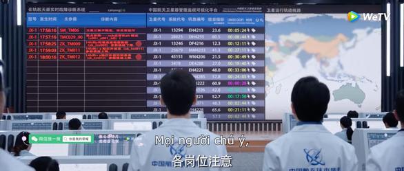 Bản đồ có đường lưỡi bò xuất hiện trong phim