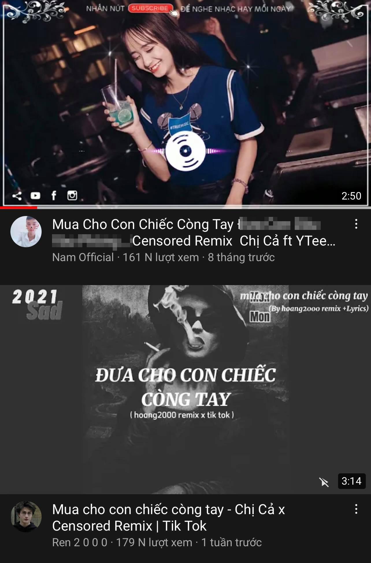 Hiện những sản phẩm gốc đều không còn tồn tại trên YouTube, nhưng nhiều kênh đã nhanh chóng lấy lại để tiếp tục chia sẻ, khiến những nội dung bẩn tiếp tục lan truyền