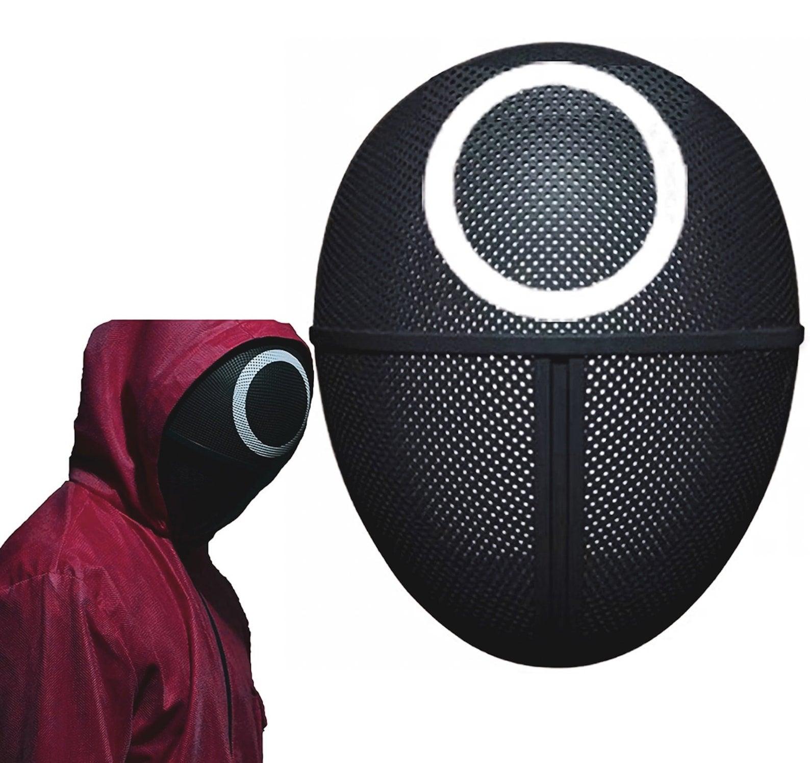 Riêng mặt nạ được bán với giá gần 19 USD.