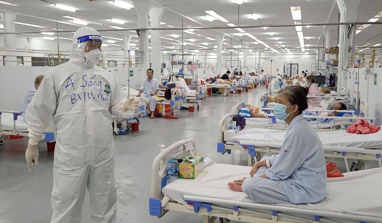 Bộ Y tế sẽ rút quân chi viện cho TPHCM chậm nhất trước ngày 15/10
