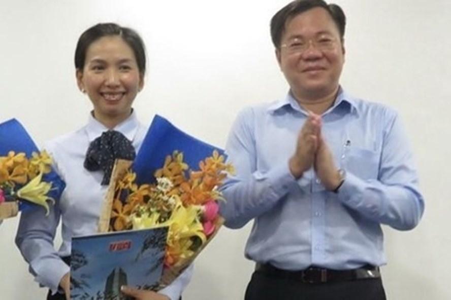 Bà Hồ Thị Thanh Phúc đã bị bắt trước đó
