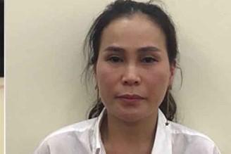Bà Nguyễn Thị Thu thủy