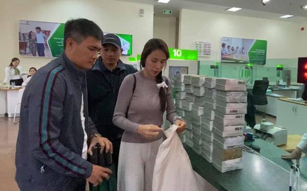 Công an đang điều tra đơn tố cáo ca sĩ Thuỷ Tiên có hành vi khuất tất trong việc giải ngân tiền quyên góp cứu trợ người dân bão lụt