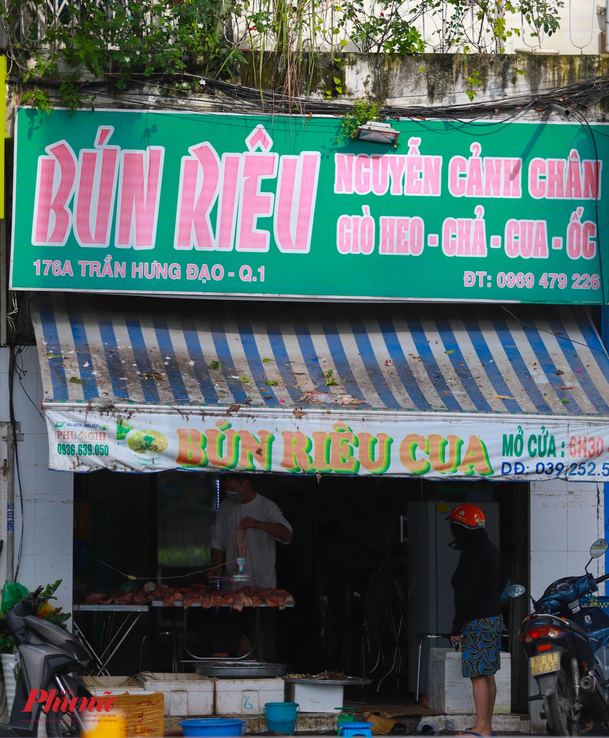 Một quán ăn