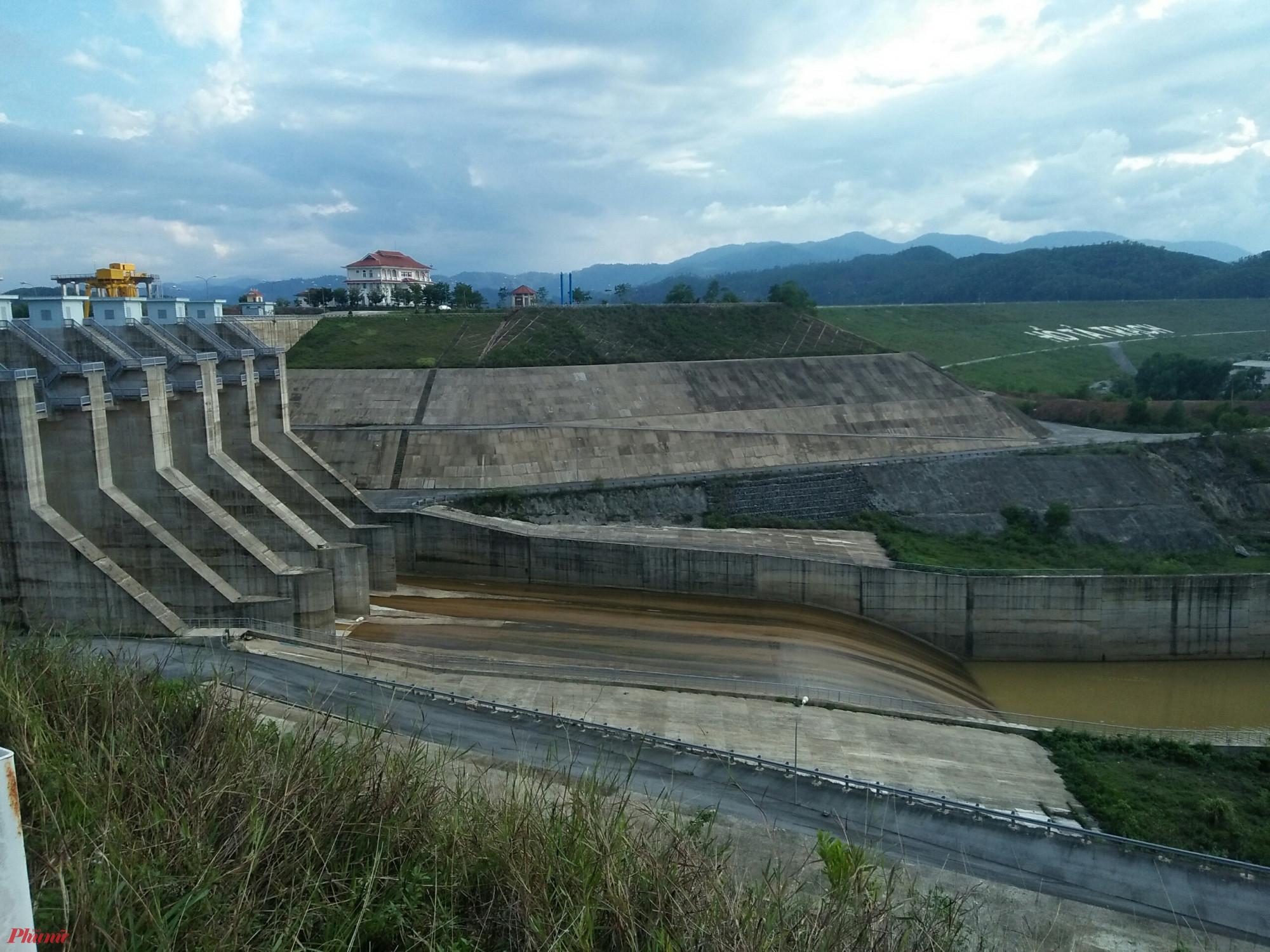 Tỉnh Thừa Thiên - Huế yêu cầu điều tiết nước ở hồ Tả Trạch để đề phòng mưa lũ
