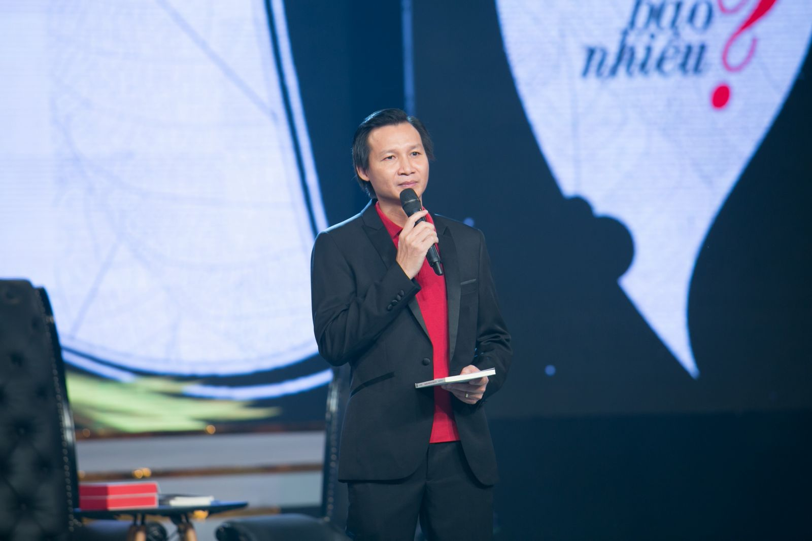 NSƯT Vũ Thành Vinh cho biết sẽ duy trì việc sản xuất online, bên cạnh việc trở lại sản xuất chương trình trực tiếp
