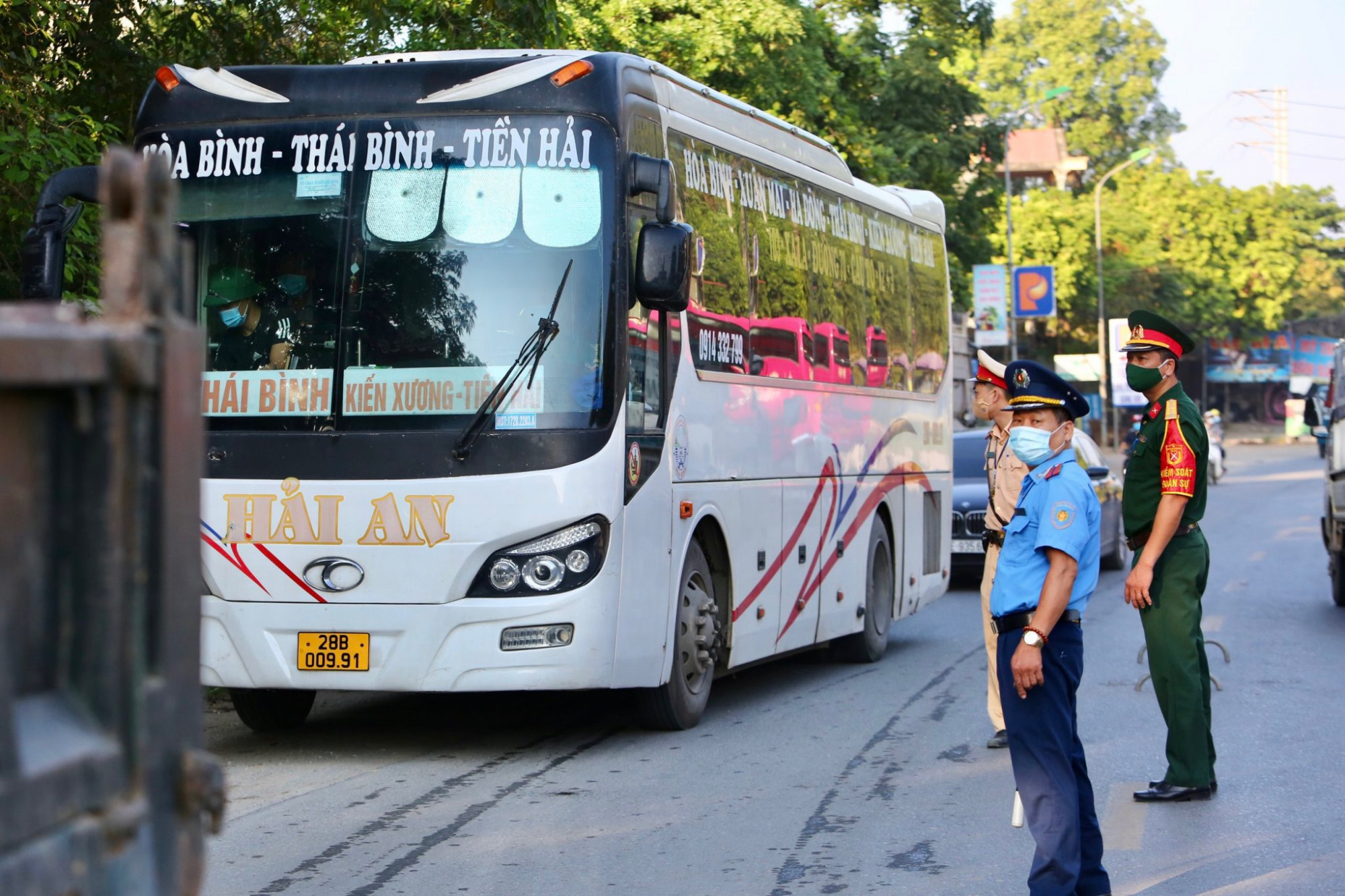 Từ ngày 13/10, xe khách liên tỉnh sẽ được hoạt động trở lại.