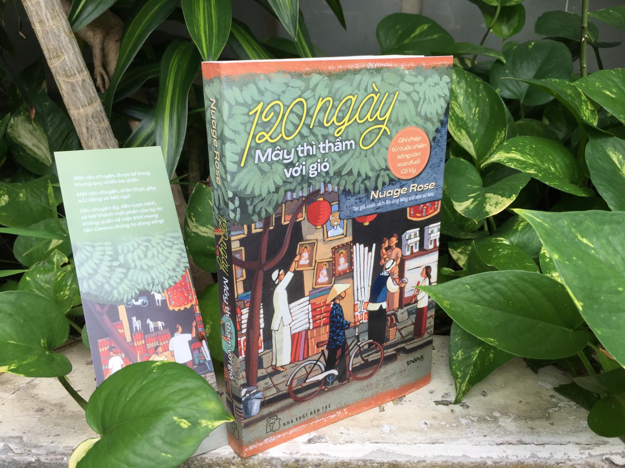 Tác phẩm vừa được nhà xuất bản Trẻ cho ra mắt