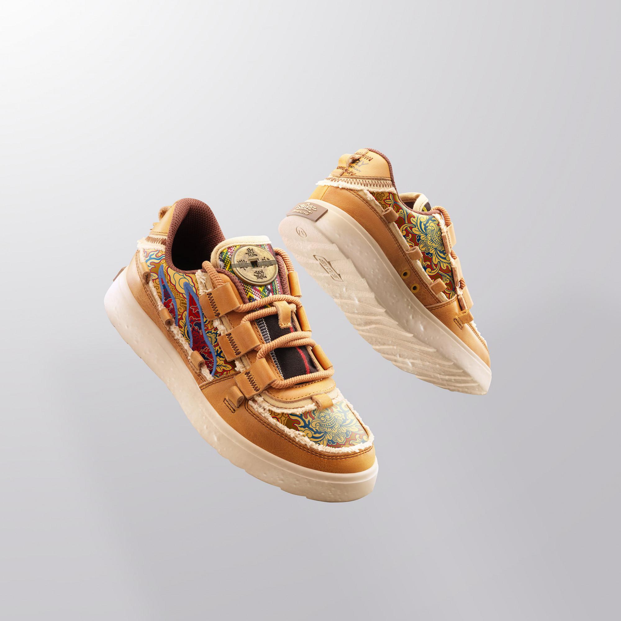 Hình ảnh thiết kế mới của giày
