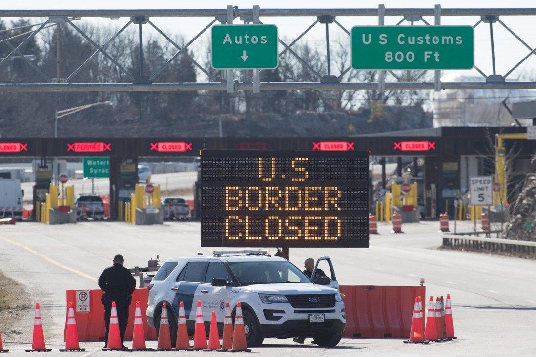 Từ tháng 11, Mỹ sẽ mở cửa biên giới với những người tiêm ngừa đầy đủ