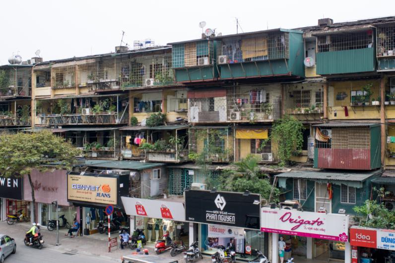 TPHCM đang cần 500 tỷ đồng để cải tạo, sửa chữa 246 chung cư cũ trên địa bàn