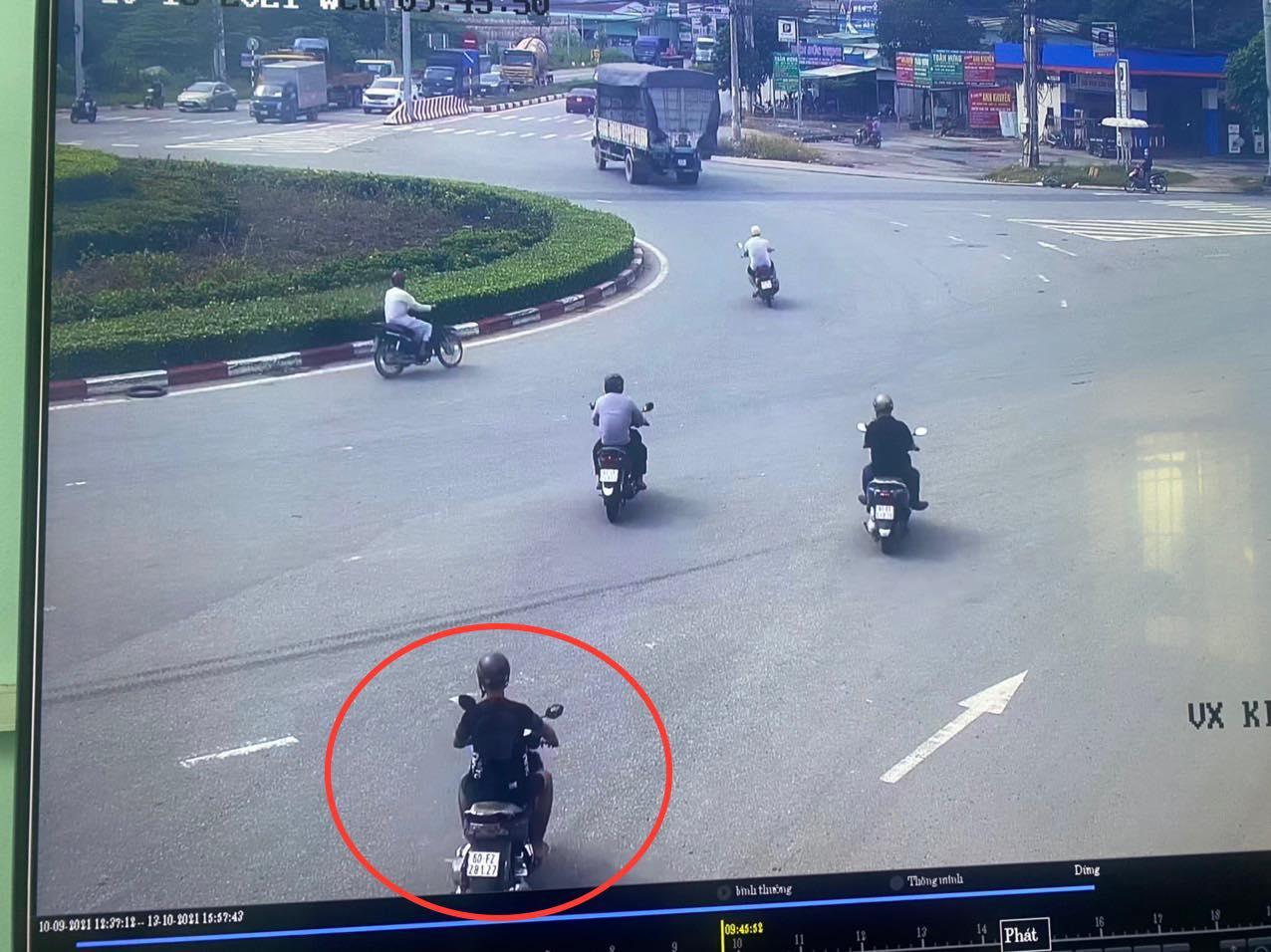 Đối tượng đâm tài xế Grab bike cướp xe, điện thoại và tiền vào trưa 13/10