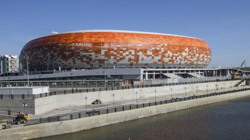 Mordovia Arena là sân vận động có sức chứa 44.000 chỗ ngồi ở thành phố Saransk. Nó sẽ là nơi diễn ra cuộc đối đầu giữa tuyển Peru và tuyển Đan Mạch, cùng 3 trận đấu vòng bảng khác.