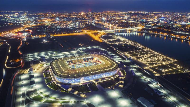 Nằm ở thành phố Rostov-on-Don, sân vận động Rostov Arena có sức chứa 45.000 chỗ ngồi. Đây sẽ là sân đấu dành cho tuyển Brasil và tuyển Thụy Sĩ, 3 trận vòng bảng khác và 1 trận vòng 16 đội.