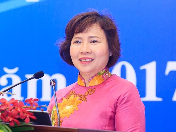 Ba Ho Thi Kim Thoa: Tu Tong giam doc den Thu truong bi 'kiem tra tai san'