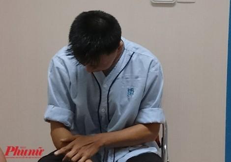 Hết tiền, chàng võ sư 22 tuổi bật khóc với nguy cơ phải cưa chân