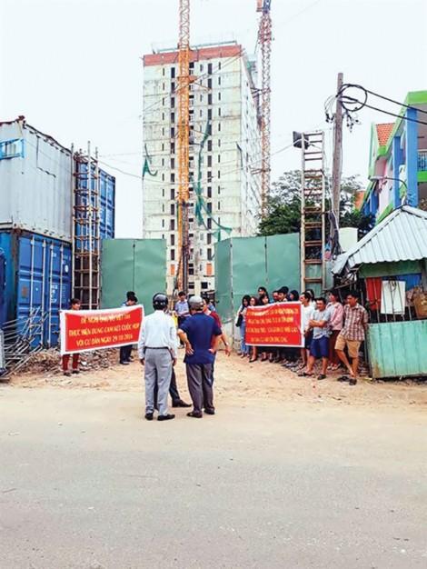 Dự án Tân Bình Apartment 'ngâm' sai phạm  chờ... 'chạy thuốc'?