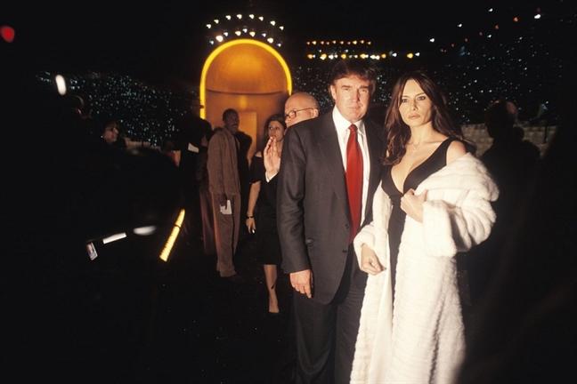 Melania Trump: Hanh trinh tu sieu mau nong bong den De nhat phu nhan My
