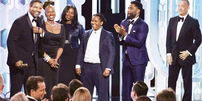 Denzel Washington: Gia dinh la du an tron doi