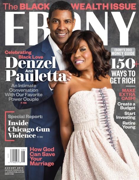 Denzel Washington: Gia đình là dự án trọn đời