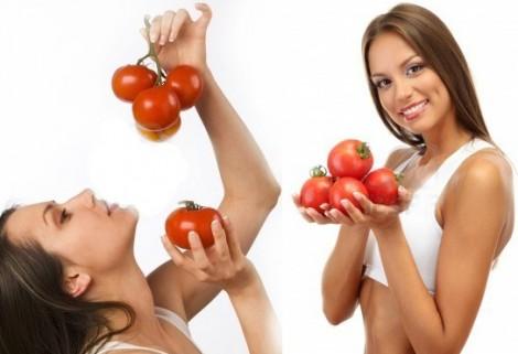Mỗi ngày 2 quả cà chua giảm 3 kg trong 1 tuần