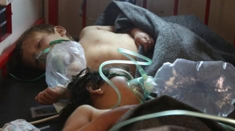 Những đứa trẻ góp phần xoay chuyển chiến sự Syria