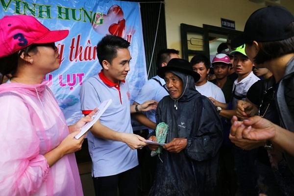 Dia oc Kim Phat tiep noi hanh trinh 'chia se yeu thuong'