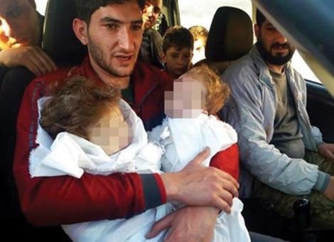 Syria:  Chiến sự leo thang, dân thường lãnh đủ