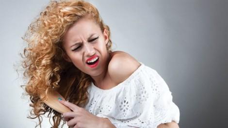 Những sai lầm khi chăm sóc tóc xoăn
