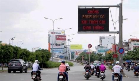 TPHCM sẽ đưa thông tin ô nhiễm môi trường lên bảng điện tử