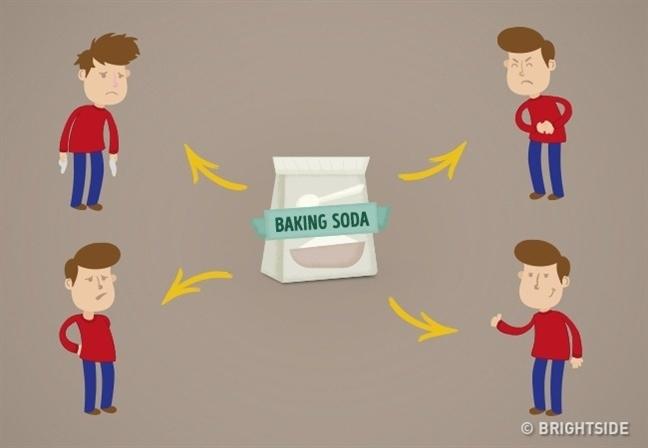 9 hieu qua bat ngo khi dung baking soda