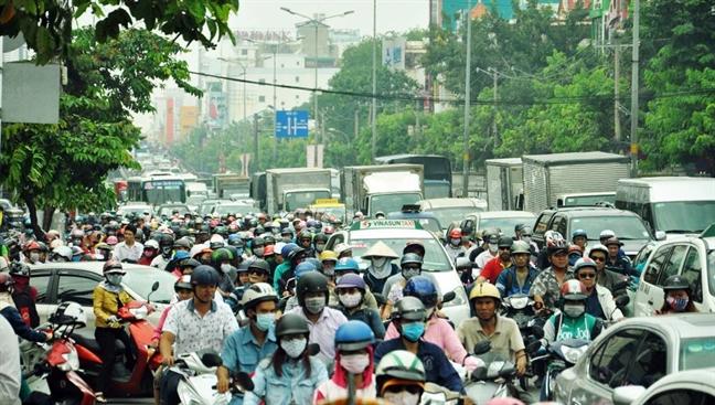 1.400 ty dong mo duong giai cuu Tan Son Nhat
