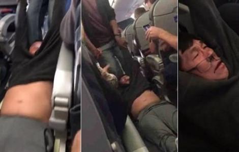 United Airlines gặp hoạ vì lôi hành khách khỏi máy bay thô bạo