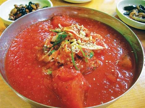 Điểm mặt những món ăn giải nhiệt xứ Hàn