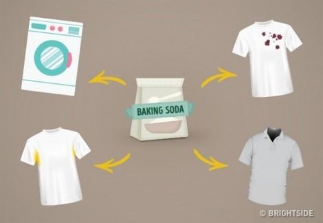 9 hiệu quả bất ngờ khi dùng baking soda