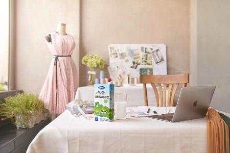 Organic - Xu hướng sống xanh khởi nguồn từ ly sữa hữu cơ tươi ngon thuần khiết