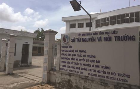 Vụ 'Lãnh đạo tỉnh Bạc Liêu bó tay trước cán bộ lộng hành?': Điều ông Bùi Quang Ánh về văn phòng Sở TN-MT chờ điều tra